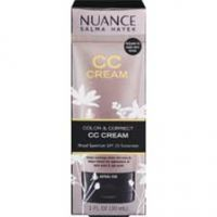 Nuance Salma Hayek Color & Correct CC Cream
