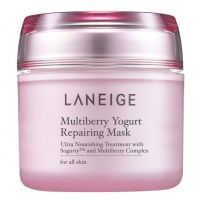 Laneige Multiberry Yogurt Repairing Mask