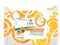 Olay See Spot Swipe Oil-Reducing Wet Cloths