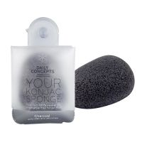 Daily Concepts Your Charcoal Konjac Sponge