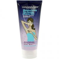 Completely Bare Moisturizing No-Bump Shave Gel