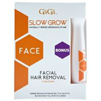 GiGi Two Step Slow Grow Facial Hair Removal System