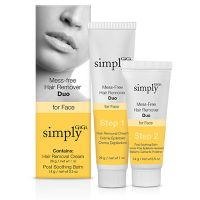 Gigi Simply Gigi Mess-free Hair Removal Duo for Face
