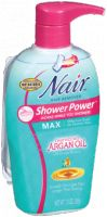 Nair Moroccan Argan Oil Shower Power Max