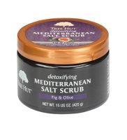 Tree Hut Detoxifying Mediterranean Salt Scrub Fig & Olive