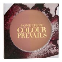Nonie Creme Colour Prevails Bashful Biscuit Blush Bronzer Duo