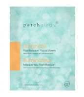 Patchology Illuminate FlashMasque Facial Sheets