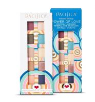 Pacifica Power of Love Coconut-Infused Mineral Eye Shadows