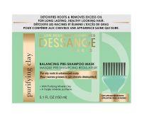 Dessange Paris Balancing Pre-Shampoo Mask
