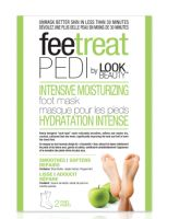 Look Beauty Intensive Moisturizing Foot Mask