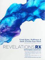 Revelations RX Tired Eyes, Puffiness & Dark Circles Eye Mask