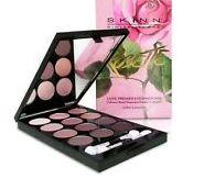 Skinn Cosmetics Luxe Premier Eyeshadows in Rosette