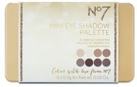 Boots No7 Mini Eye Shadow Palette