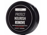 Ginger + Liz PROTECT. NOURISH. REMOVE. Argan Oil Remover Wipes