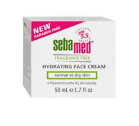 Sebamed Fragrance Free Hydrating Face Cream