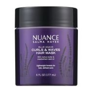 Nuance Salma Hayek Blue Agave Curls & Waves Hair Mask