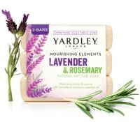 Yardley London Nourishing Elements Artisan Soap