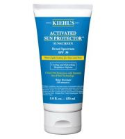 Kiehl's Activated Sun Protector Water-Light Lotion For Face & Body Broad Spectrum SPF 30