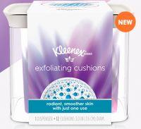 Kleenex Exfoliating Cushions