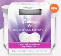 Kleenex Eye Makeup Removers