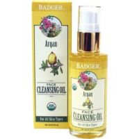 Badger Argan Face Cleansing Oil