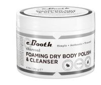 C.Booth Charcoal Dry Foaming Body Scrub