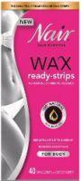 Nair Wax-Ready Strips Body