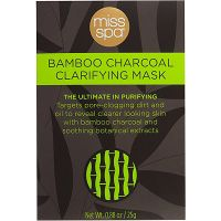 Miss Spa Bamboo Charcoal Clarifying Mask