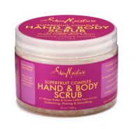 Shea Moisture Superfruit Complex Hand & Body Scrub