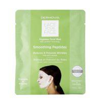 Smoothing Peptides Face Mask