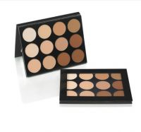 Mehron Celebre Pro-HD Pressed Powder Foundation 12 Color Contour/Highlight Palette