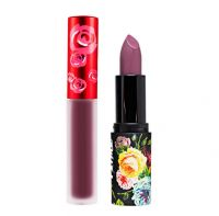 Lime Crime Velvetine + Perlees Lipstick Duo