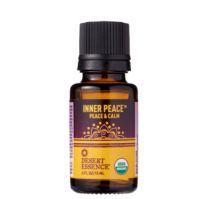 Desert Essence Inner Peace Organic Essential Oil Blend