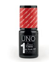 Uno by Gelish Mini 1 Step Soak Off Gel Polish