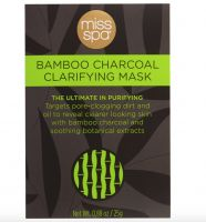 Miss Spa Bamboo Charcoal Mask