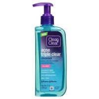 Clean & Clear Acne Triple Clear Gel Cleanser