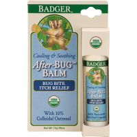 Badger After-Bug Balm Bug Bite Itch Relief Stick