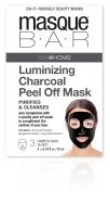 Look Beauty Masque Bar Luminizing Charcoal Peel Off Mask