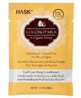 Hask Coconut Milk & Organic Honey Curl Care Deep Conditioner