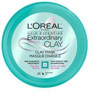 L'Oréal Extraordinary Clay Pre-Shampoo Mask