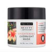 Freeman Beauty Infusion Brightening Overnight Mask with Hibiscus + Vitamin C