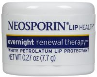 Neosporin Lip Health Overnight Renewal Therapy