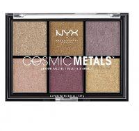 NYX Cosmetics Cosmic Metals Shadow Palette