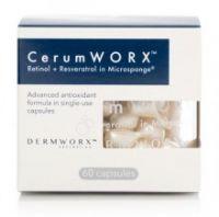 DermWorx CerumWorx Retinol + Resveratrol in Microsponge