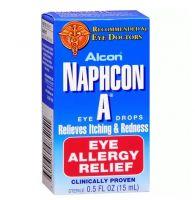 Naphcon-A Eye Allergy Relief Eye Drops
