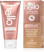 Hello Sensitivity Relief Fluoride Toothpaste