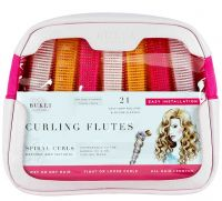 Bukli Haircare Curling Flutes & Sleeves