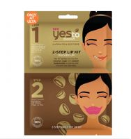 Yes To Coconut 2-Step Lip Kit Pucker Up