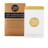 Miss Spa Hot Chocolate Self Heating Creme Mask