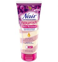 Nair Nourish Skin Renewal Hair Remover Cream for Legs and Body
